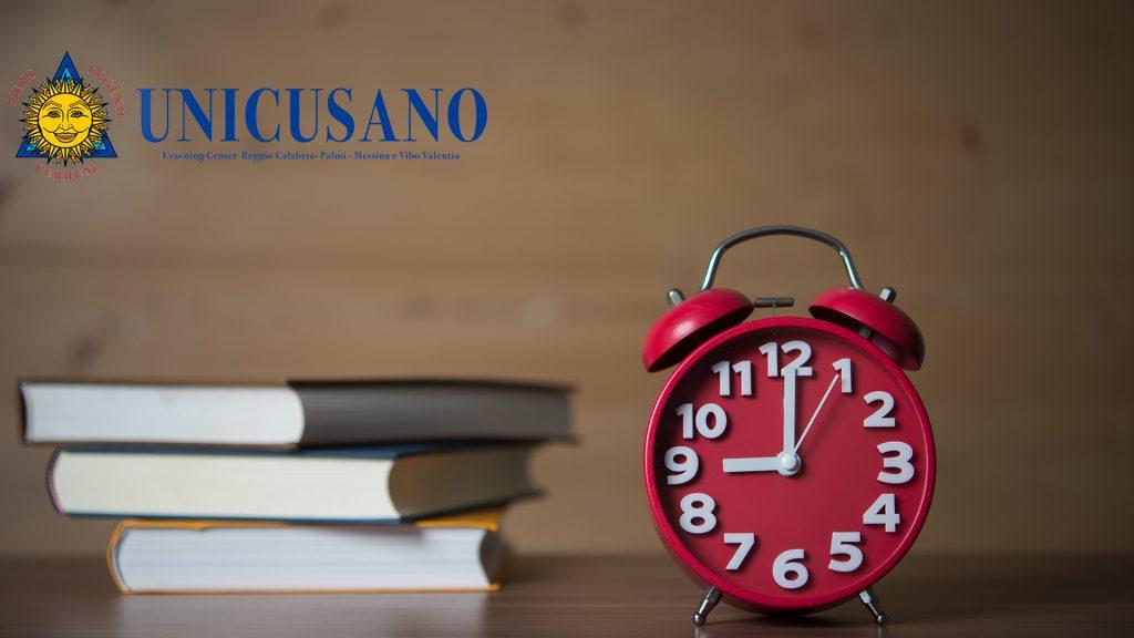 Sedi e orari esami scritti giovedì 11 e venerdì 12 luglio 2019