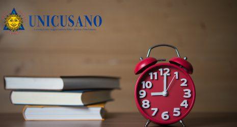 Sedi e orari esami scritti giovedì 19 e venerdì 20 settembre 2019