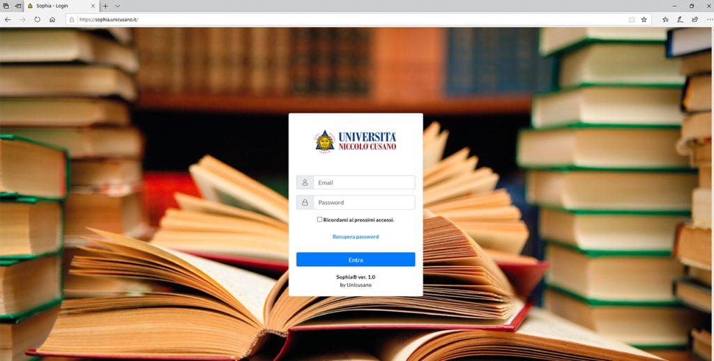 Conosci la nuova procedura per prenotarti agli esami di Unicusano?
