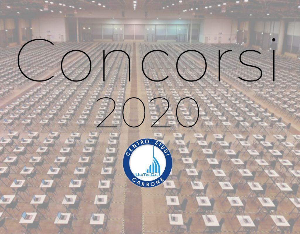 Concorsi 2020