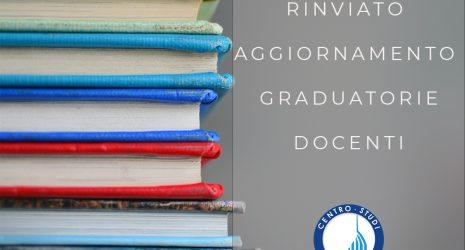 Rinviato l'aggiornamento delle graduatorie docenti. Aumenta il tuo punteggio grazie ad Eipass